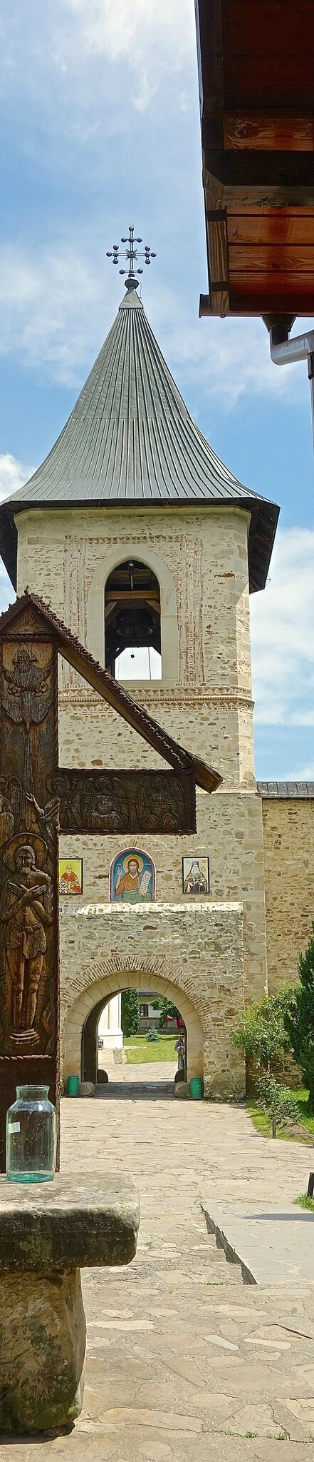 monastère de Sihastiria