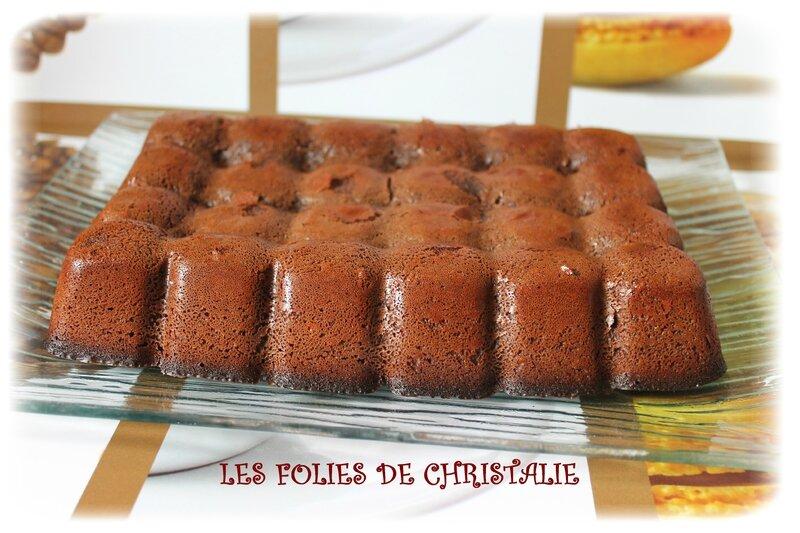 Gâteau chocolat mascarpone 9