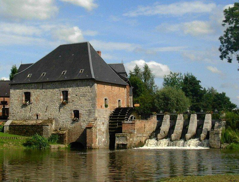 Le moulin de Grand-Fayt (59)