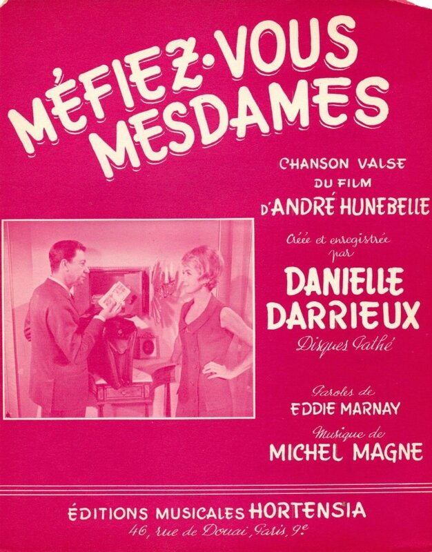 MEFIEZ-VOUS MESDAMES