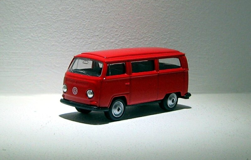 Vw combi T2 Welly