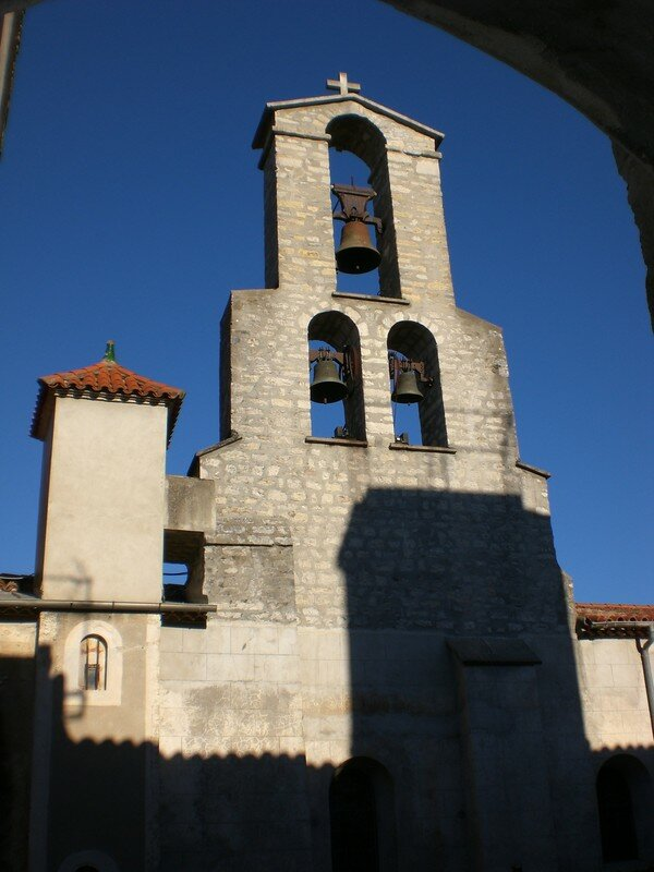 Eglise de Cazhillac