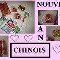 Nouvel an chinois ~ petits cadeaux