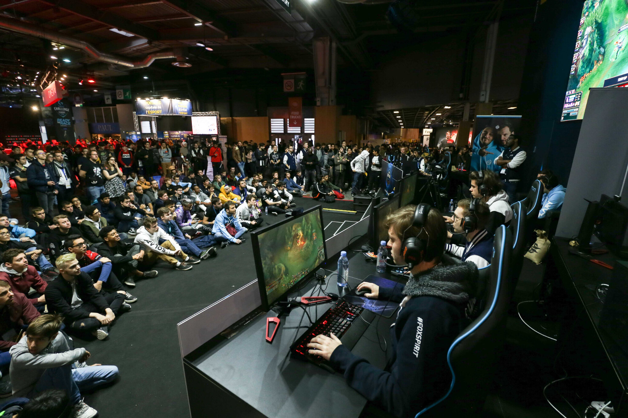 Paris Games Week 2018 : l'inexorable essor du jeu vidéo en France. © Michel Stoupak. Ven 26.10.2018, 09h44m37.