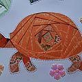Iris folding : cartes