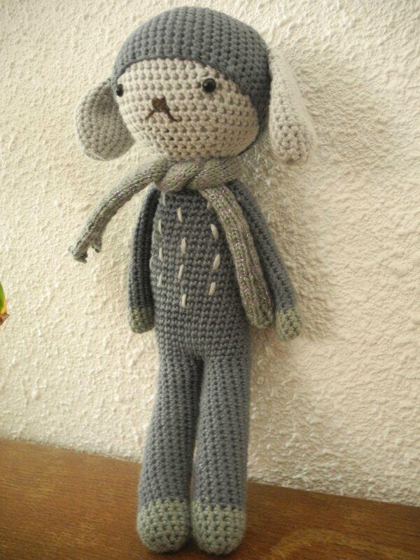 Framboise - Tendre Crochet