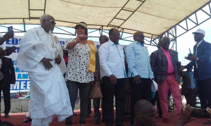 EDS INVITE LE PEUPLE DE CÔTE D'IVOIRE,JEUDI PROCHAIN À UNE GRANDE MARCHE DE PROTESTATION POUR DIRE NON À LA VIOLENCE ELECTORALE