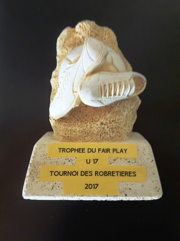 Trophée du Fair play 2017