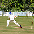 040 - match de cricket à Redditch