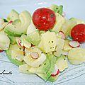 Salade bresilienne