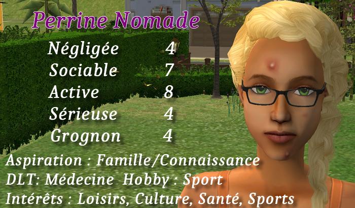 Perrine Nomade