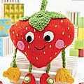 Sophie the strawberry - val pierce
