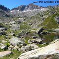 Lac Cantet et Pic Ardiden