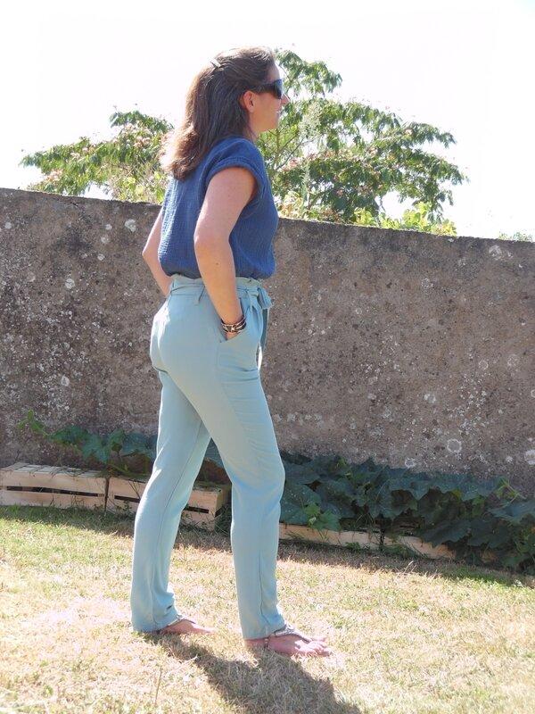 pantalon Harper La Maison Victor