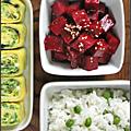 Kimchi simplissime : kaktugi de betterave rouge