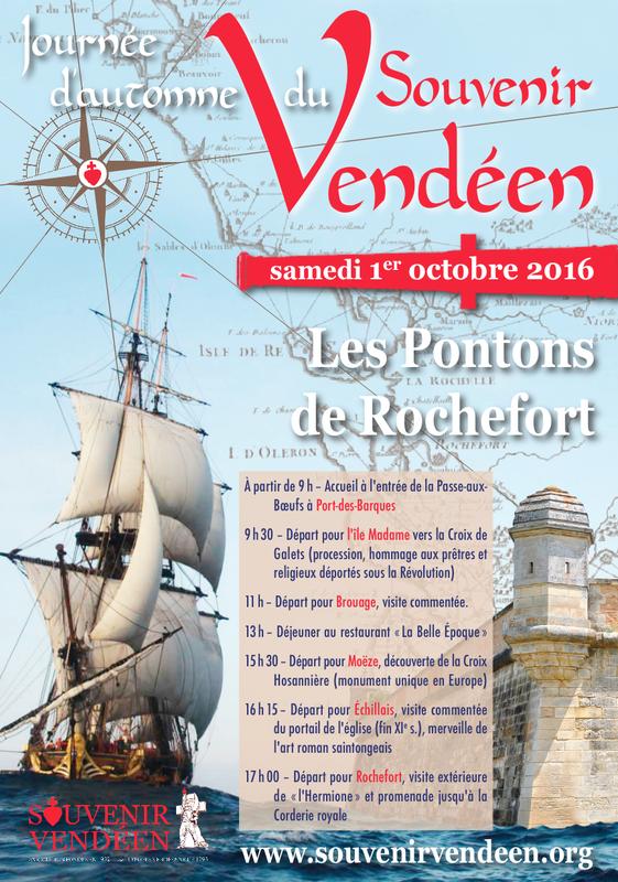 Souvenir Vendeen 1er octobre 2016