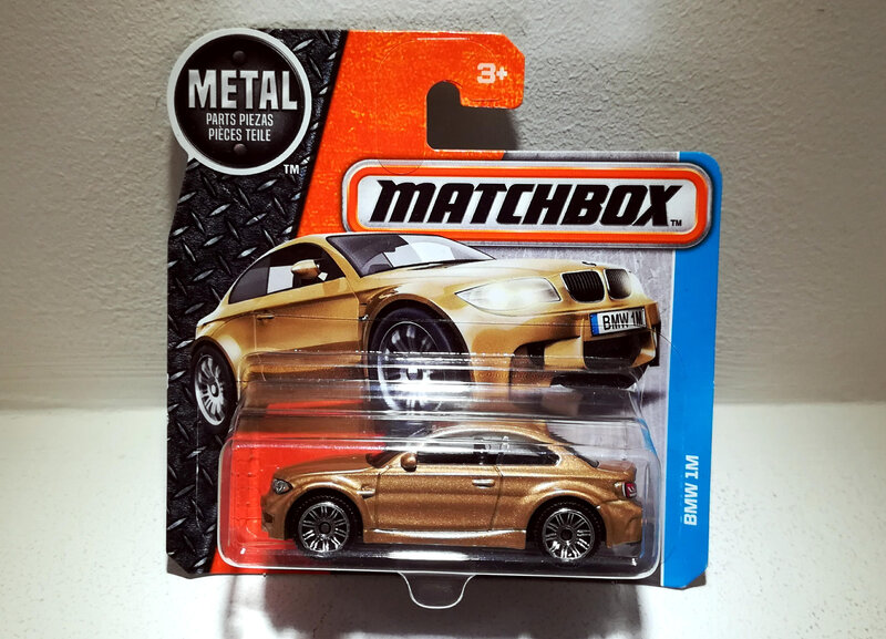 Bmw 1M (Matchbox)