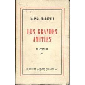 Maritain-Raissa-Les-Grandes-Amities-Souvenirs-Livre-ancien-320166735_ML