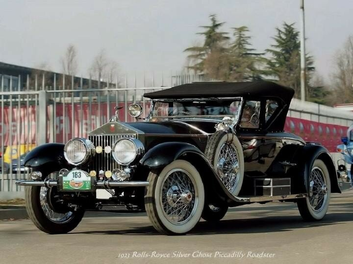 1923 - Rolls-Royce Silver Ghost Picadilly Roadster