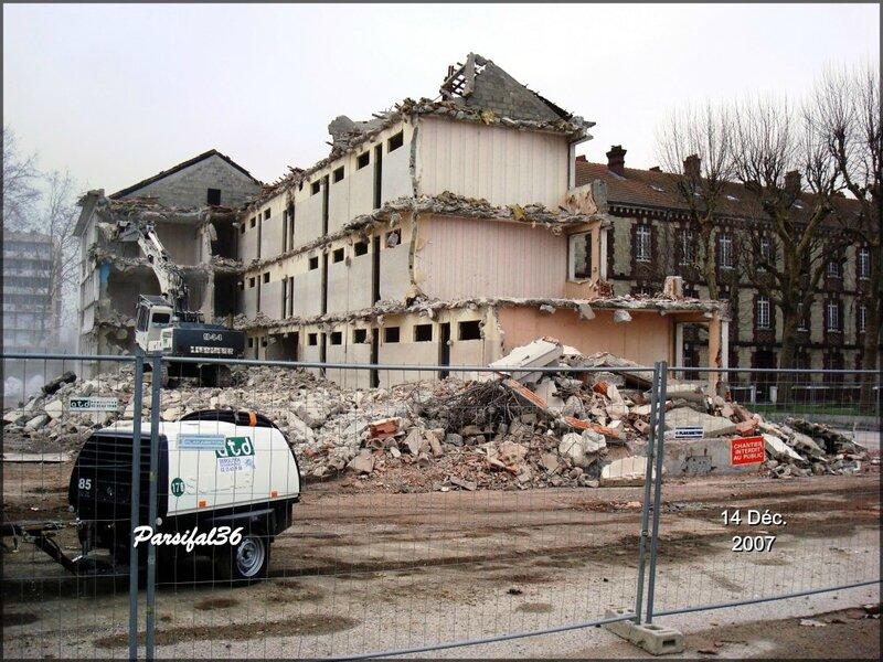 2007 - Caserne Pélissier