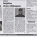 Les Echos du val d'Oise - 18 Novembre 2009