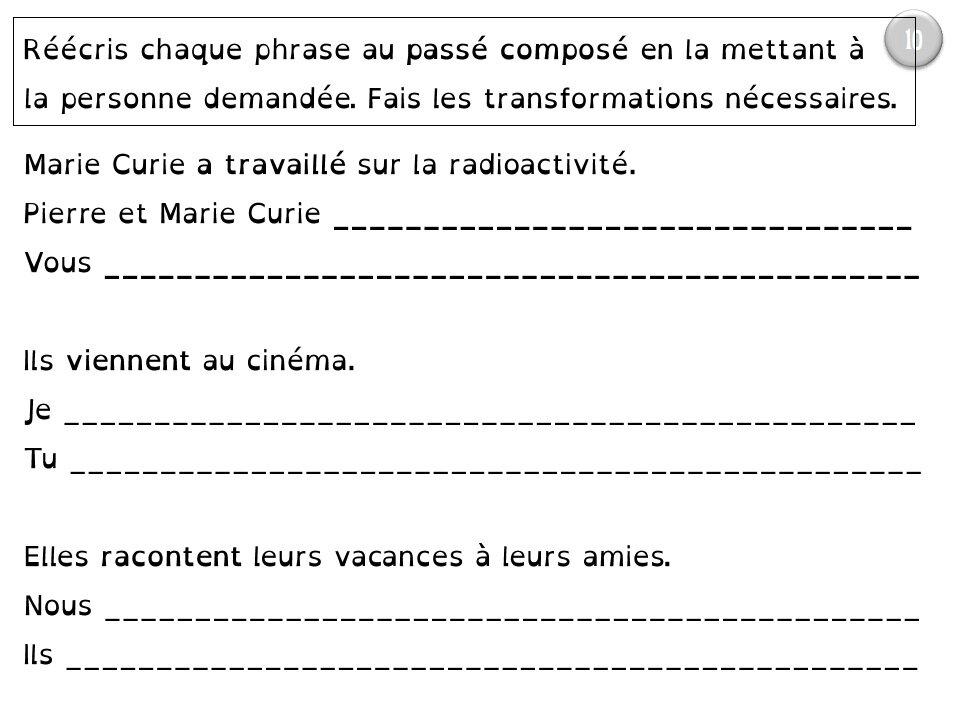Fichiers De Conjugaison De Deux Choses L Une
