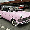 Opel rekord p2 berline 2 portes, 1960 à 1963