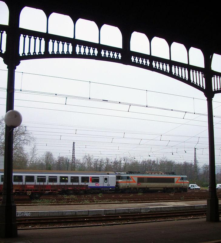 BB 7285 à Pau