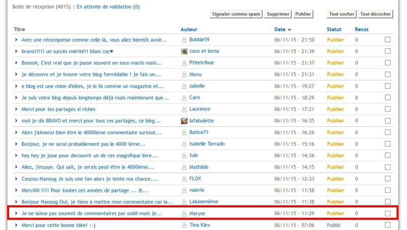 4000 commentaires