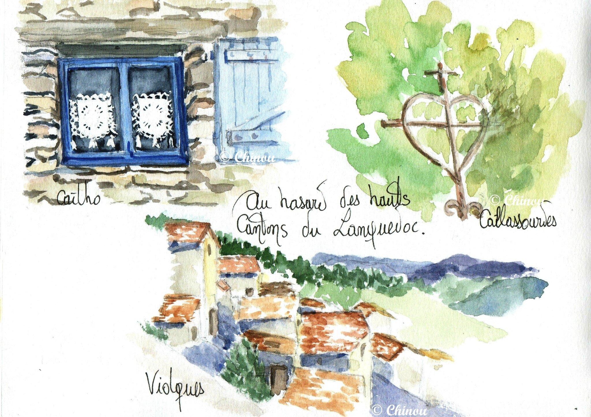 Hauts Cantons du Languedoc