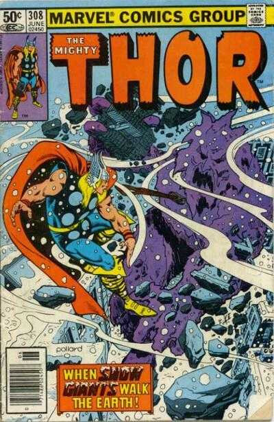 mighty thor 1966 308