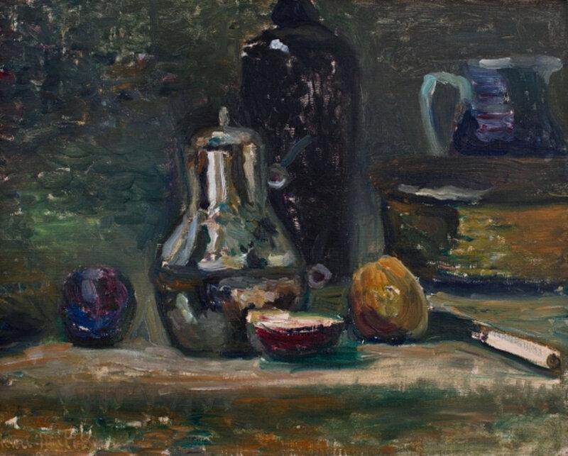A2 - Henri Matisse - nature morte au pichet