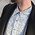 La chemise de l'homme