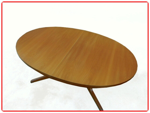 Table ovale Baumann
