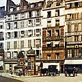 Paris 1907-1914 in color