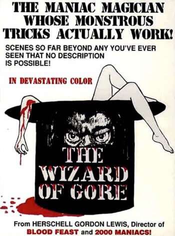 wizard of gore 1970
