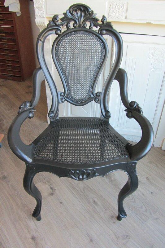 fauteuil de style anglais à vendre côté sièges