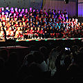 Chorale 2018 de noël de la maternelle
