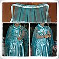 Capes reines des neiges