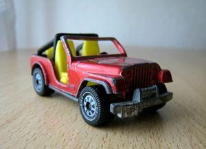Jeep CJ5 -Siku- 01