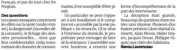 2019 10 09 SO Le compteur linky fâche toujours2