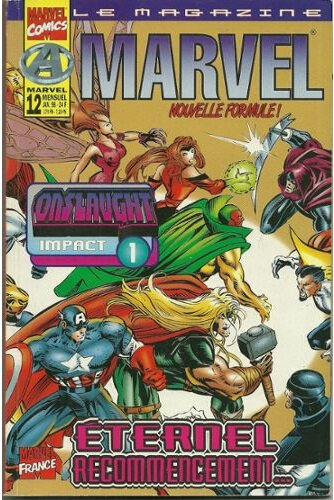 marvel 12 onslaught impact 1