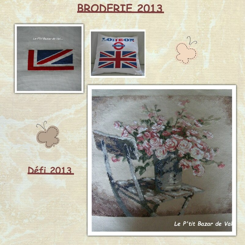 BRODERIE 2013