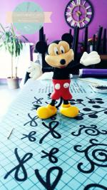 gâteau anniversaire Mickey (7)