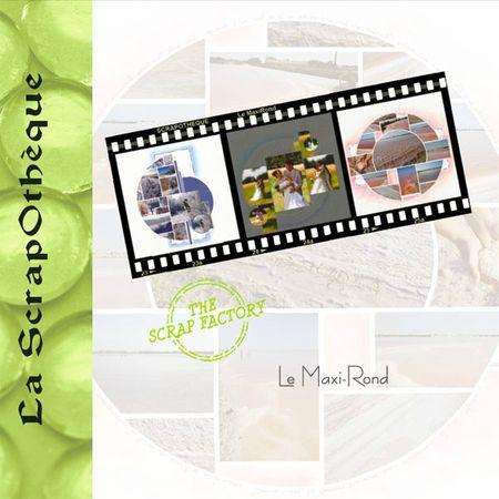 Livre consacré au Maxi-Rond