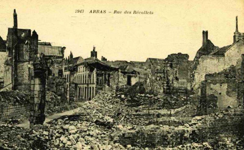 Arras Récollets