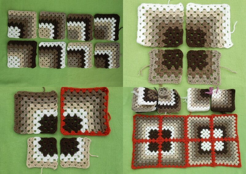 Crochet (mes ouvrages)