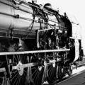 Dans les vapeurs des trains