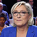 Marine le pen sur france 2 le 20/06/2018