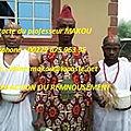 Bienvenue chez le plus grand et puissant maitre marabout d'afrique et du monde alain makou , maitre marabout competent